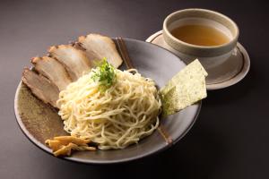 赤穂焼塩つけ麺